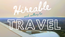 Hireable and willing to Travel